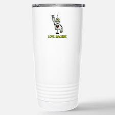 love machine Stainless Steel Travel Mug