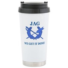 JAG WE GET IT DONE Travel Mug