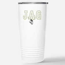 jag 2 Stainless Steel Travel Mug