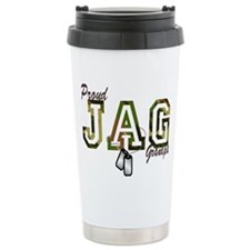 jag grandpa Travel Mug