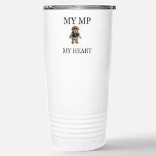 MY MP MY HEART Travel Mug