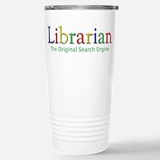 Librarian Thermos Mug