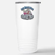 LBI Chowderhead... Stainless Steel Travel Mug
