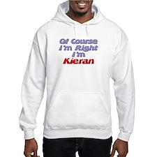Kieran Is Right Jumper Hoody