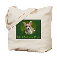 Yesterdays Dream Tote Bag