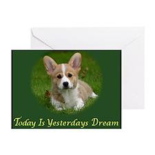 Yesterdays Dream Greeting Cards (Pk of 10)