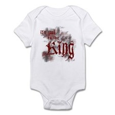 Good to be King Infant Bodysuit