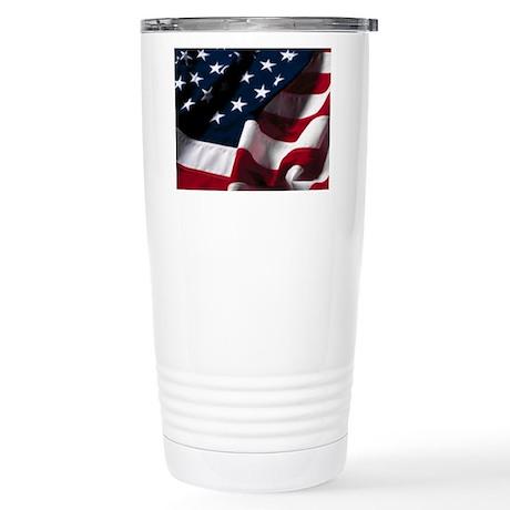 OUR FLAG Stainless Steel Travel Mug