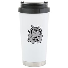 Travel Mug Bulldog