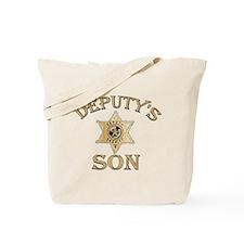Deputy's Son Tote Bag