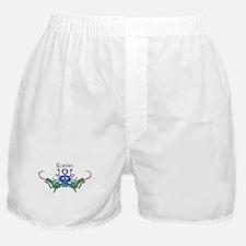 Rpnan's Celtic Dragons Name Boxer Shorts