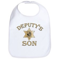 Deputy's Son Bib