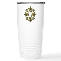 Garden Turtles Travel Mug