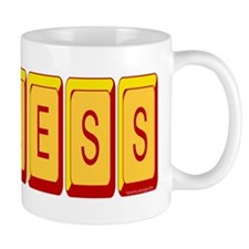 Useless Red & Yellow Mug