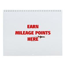 *NEW DESIGN* Earn Points HERE! Wall Calendar