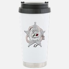 Sheriff's Sweetie Travel Mug