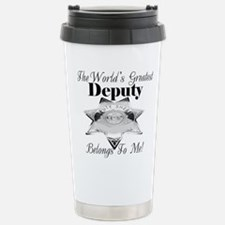 World's Greatest Deputy Travel Mug