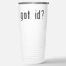 Got ID? Travel Mug