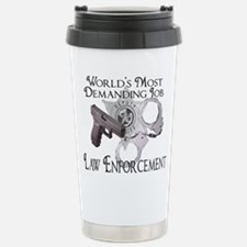 Most Demanding Job Travel Mug