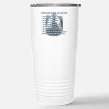 All For Christine Travel Mug