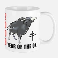 2009 Year of The Ox Mug
