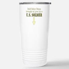 R&R Baby Bump Travel Mug