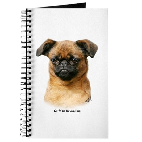 Griffon Bruxellois 9Y406D-129 Journal