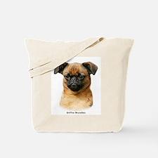 Griffon Bruxellois 9Y406D-129 Tote Bag