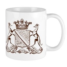 Heralding Greyhounds and Whippets - Mug