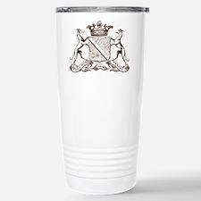 Heralding Greyhounds and Whippets - Travel Mug