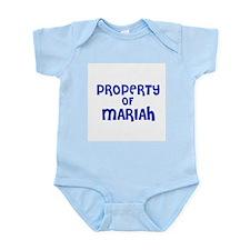 Property of Mariah Infant Creeper