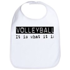 Volleyball Is Bib