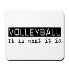 Volleyball Is Mousepad
