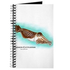 Common Cuttlefish Journal