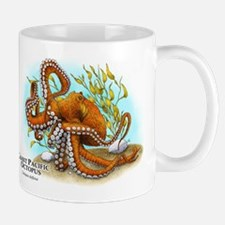 Giant Pacific Octopus Mug