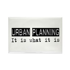 Urban Planning Is Rectangle Magnet