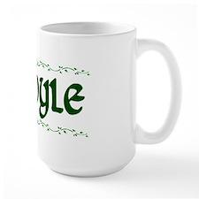 Doyle Celtic Dragon Mug