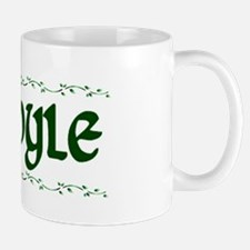 Doyle Celtic Dragon Mug