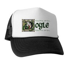 Doyle Celtic Dragon Trucker Hat