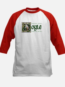 Doyle Celtic Dragon Kids Baseball Jersey