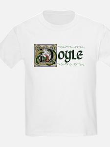 Doyle Celtic Dragon Kids T-Shirt