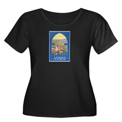 Assisi Travel Poster T