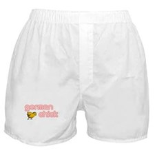 Cute Germany girls Boxer Shorts