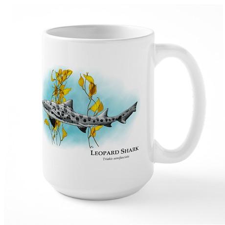 Leopard Shark Large Mug