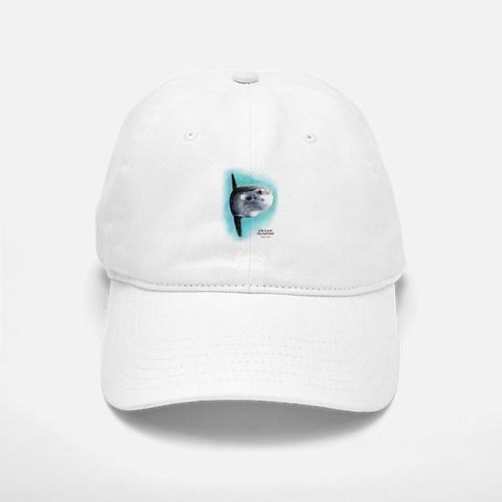 Ocean Sunfish Baseball Baseball Cap