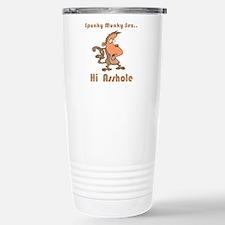 Hi Asshole Travel Mug
