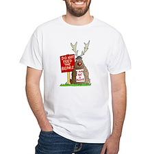 Do Not Feed the Bears Shirt