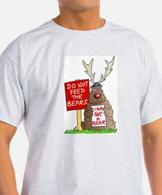 Do Not Feed the Bears T-Shirt