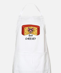 Got Cheese? BBQ Apron