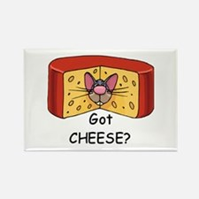 Got Cheese? Rectangle Magnet